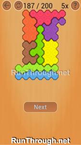 Ocus Puzzle Walkthrough Normal Level 187