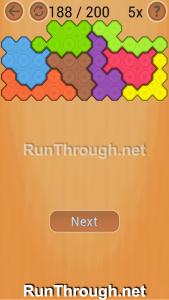 Ocus Puzzle Walkthrough Normal Level 188