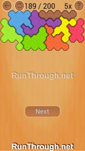 Ocus Puzzle Walkthrough Normal Level 189
