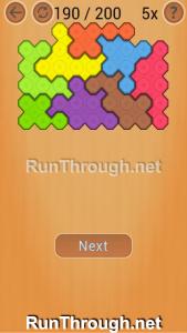 Ocus Puzzle Walkthrough Normal Level 190