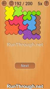 Ocus Puzzle Walkthrough Normal Level 192
