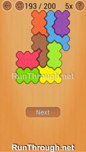 Ocus Puzzle Walkthrough Normal Level 193