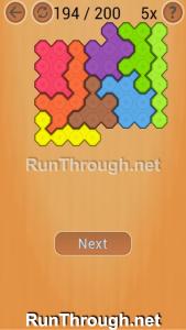 Ocus Puzzle Walkthrough Normal Level 194