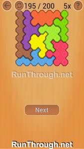 Ocus Puzzle Walkthrough Normal Level 195