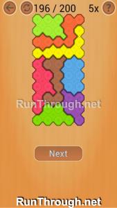 Ocus Puzzle Walkthrough Normal Level 196