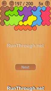 Ocus Puzzle Walkthrough Normal Level 197