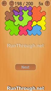 Ocus Puzzle Walkthrough Normal Level 198