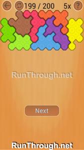 Ocus Puzzle Walkthrough Normal Level 199