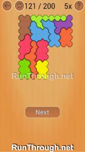Ocus Puzzle Walkthrough Hard Level 121