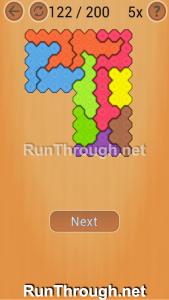 Ocus Puzzle Walkthrough Hard Level 122