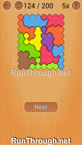 Ocus Puzzle Walkthrough Hard Level 124