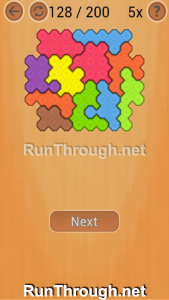 Ocus Puzzle Walkthrough Hard Level 128