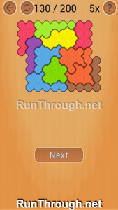 Ocus Puzzle Walkthrough Hard Level 130