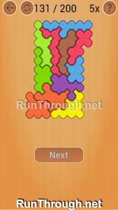Ocus Puzzle Walkthrough Hard Level 131