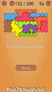 Ocus Puzzle Walkthrough Hard Level 132