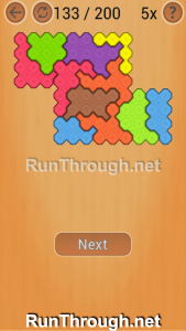 Ocus Puzzle Walkthrough Hard Level 133