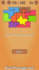 Ocus Puzzle Walkthrough Hard Level 135