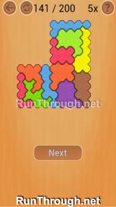 Ocus Puzzle Walkthrough Hard Level 141