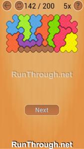 Ocus Puzzle Walkthrough Hard Level 142