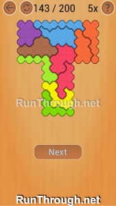 Ocus Puzzle Walkthrough Hard Level 143