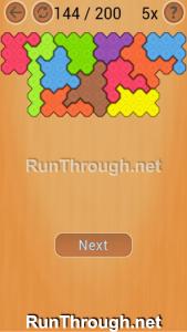 Ocus Puzzle Walkthrough Hard Level 144
