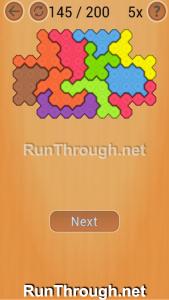 Ocus Puzzle Walkthrough Hard Level 145