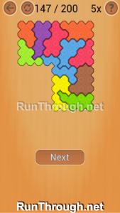 Ocus Puzzle Walkthrough Hard Level 147