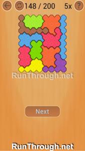 Ocus Puzzle Walkthrough Hard Level 148