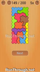 Ocus Puzzle Walkthrough Hard Level 149