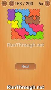 Ocus Puzzle Walkthrough Hard Level 153