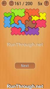 Ocus Puzzle Walkthrough Hard Level 161