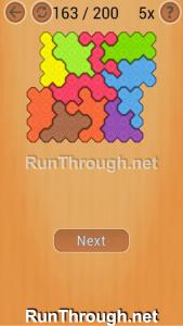 Ocus Puzzle Walkthrough Hard Level 163