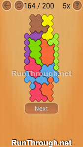 Ocus Puzzle Walkthrough Hard Level 164