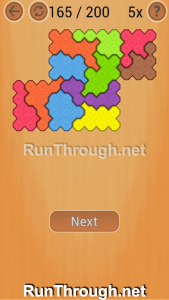 Ocus Puzzle Walkthrough Hard Level 165
