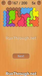 Ocus Puzzle Walkthrough Hard Level 167