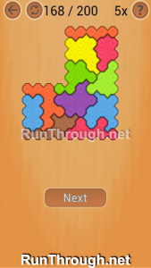 Ocus Puzzle Walkthrough Hard Level 168