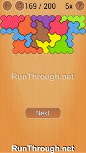 Ocus Puzzle Walkthrough Hard Level 169