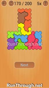 Ocus Puzzle Walkthrough Hard Level 170