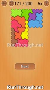 Ocus Puzzle Walkthrough Hard Level 171