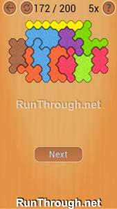 Ocus Puzzle Walkthrough Hard Level 172