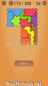 Ocus Puzzle Walkthrough Hard Level 173