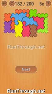 Ocus Puzzle Walkthrough Hard Level 182