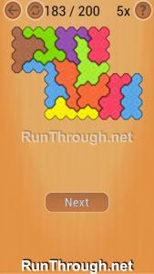 Ocus Puzzle Walkthrough Hard Level 183