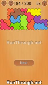 Ocus Puzzle Walkthrough Hard Level 184
