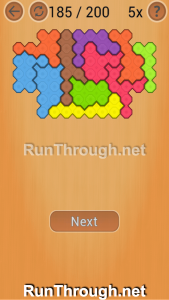 Ocus Puzzle Walkthrough Hard Level 185