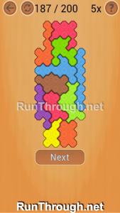 Ocus Puzzle Walkthrough Hard Level 187