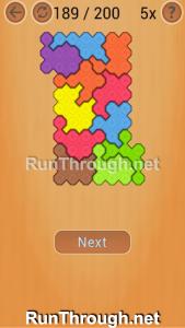 Ocus Puzzle Walkthrough Hard Level 189