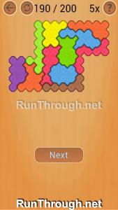 Ocus Puzzle Walkthrough Hard Level 190