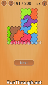Ocus Puzzle Walkthrough Hard Level 191