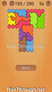 Ocus Puzzle Walkthrough Hard Level 193